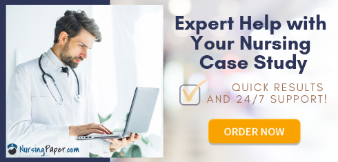 professional help writing nursing case study