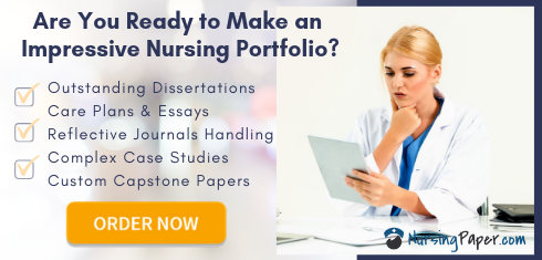 qualified help with nursing portfolio