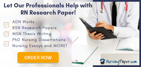 reliable rn research paper writing service