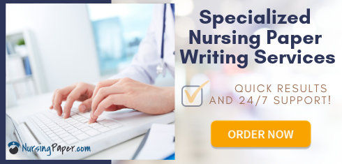 apa nursing paper writing